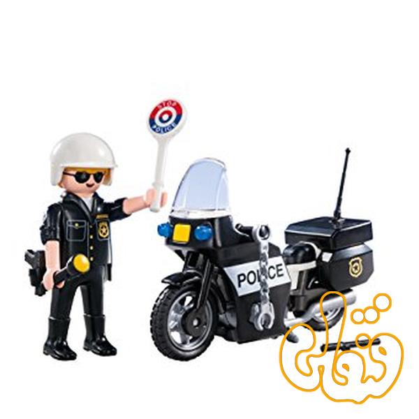 پلیس و موتور Police Carry Case 5648
