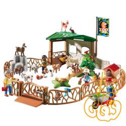باغ وحش حیوانات اهلی Children's Petting Zoo 6635