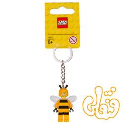 جاکلیدی زنبور عسل Bumblebee Girl Key Chain 853572