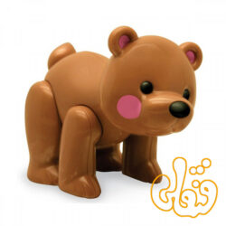 خرس قهوه ای Brown Bear 86599