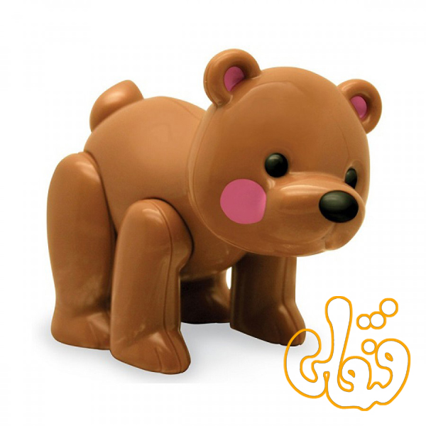 خرس قهوه ای Brown Bear 86599