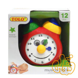 ساعت موزیکال Musical Clock 89225