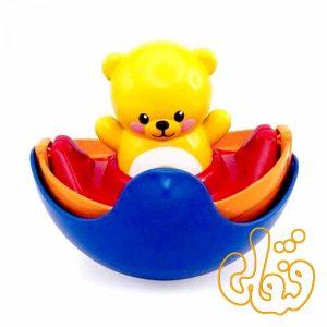 خرس معلق و چرخشی Spin and Sway Teddy 89641