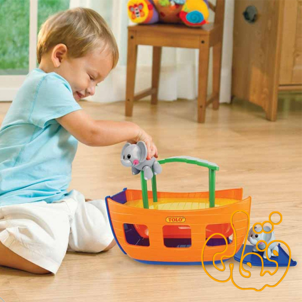 کشتی Ark Play Set 89896