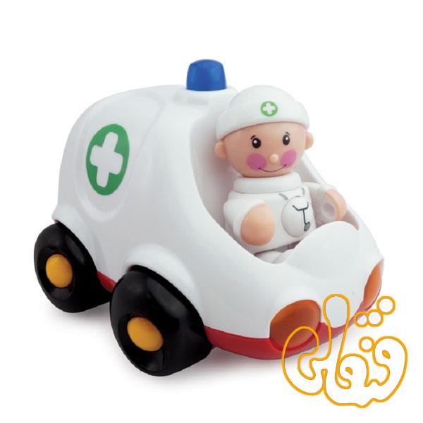 آمبولانس Ambulance 89897