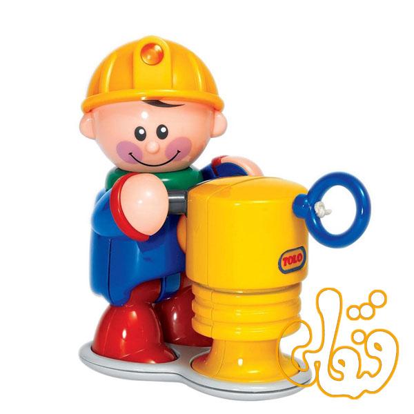 کارگر راهسازی road worker 89991