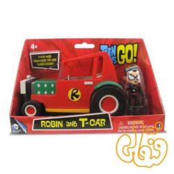 رابین و ماشین ROBIN and T-CAR 92440
