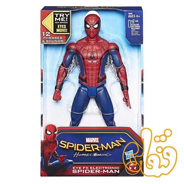 اسپایدرمن چشم متحرک SPIDER-MAN 9693