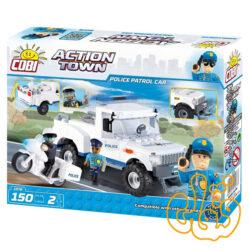 ماشین گشت پلیس Police Patrol Car 1576
