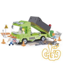 کامیون خدمات عمومی Civil Service Dump Truck 1677