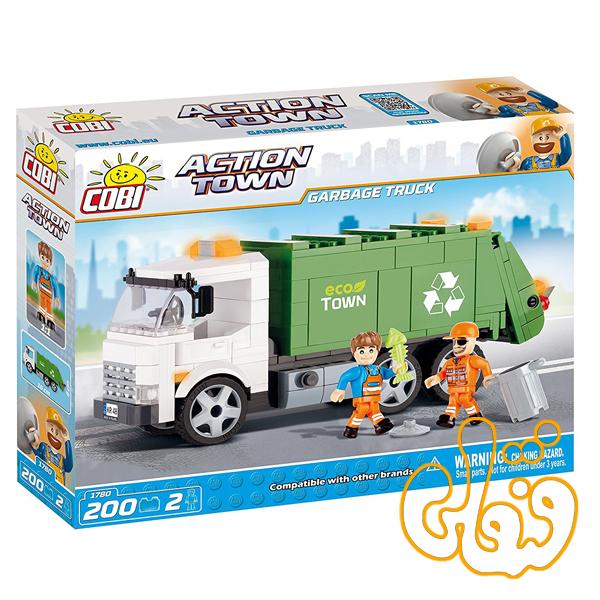 کامیون زباله Garbage Truck 1780