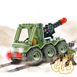 موشک انداز G21 6*2 Missile Launcher Vehicle 2196