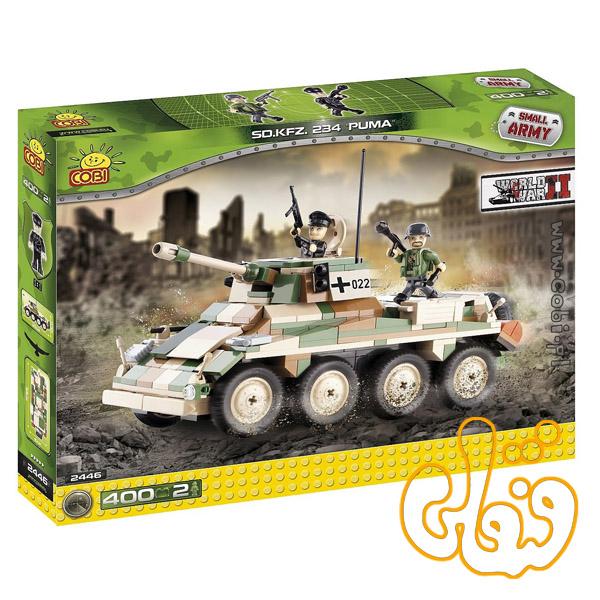 """تانک SD.KFZ. 234 """"PUMA"""" 2446"""