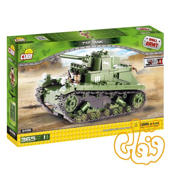 تانک 7TP Tank 2456