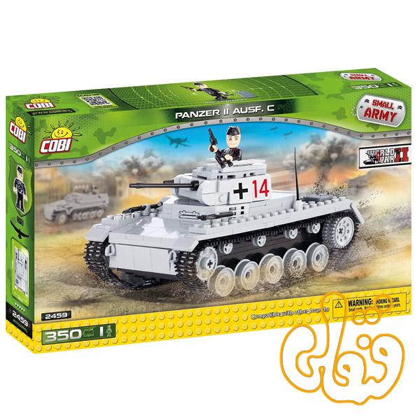 تانک Panzer II Ausf. C 2459