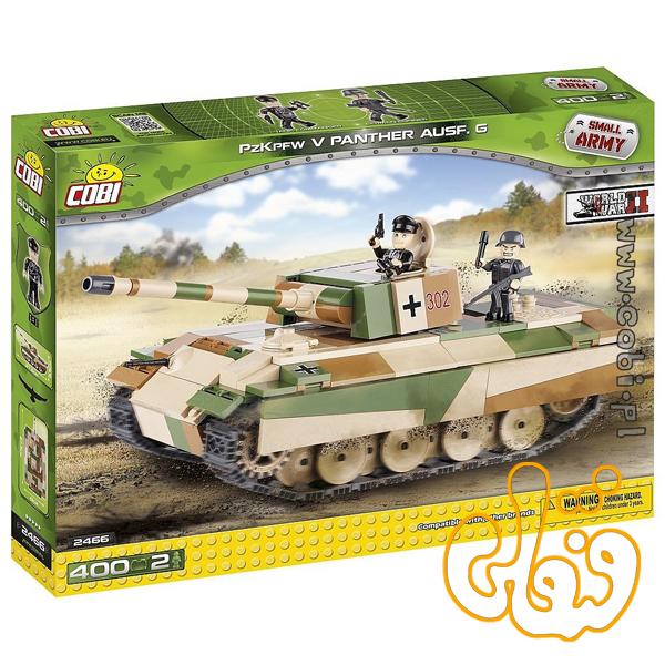 تانک PzKpfw V Panther Ausf. G 2466