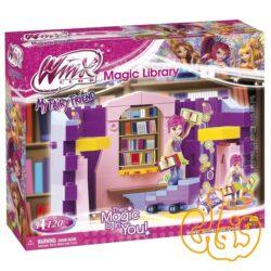 کتابخانه جادویی Magic Library 25121