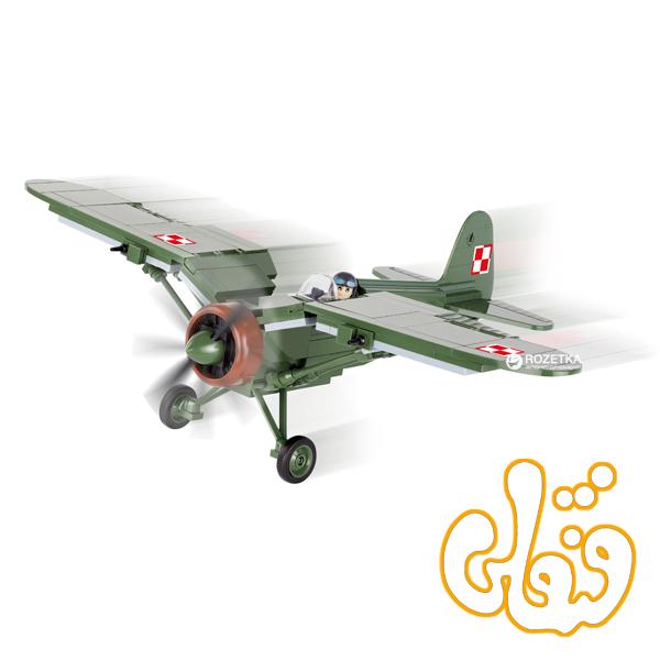 هواپیما جنگ جهانی دوم PZL P.11C 5516