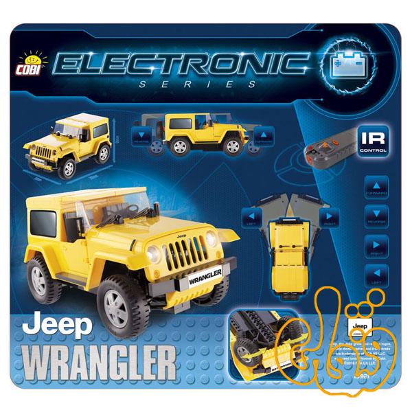 جیپ کنترلی Jeep Wrangler 21921