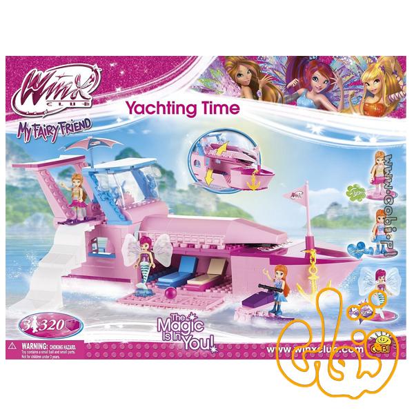 وقت قایق رانی Yachting Time 25321