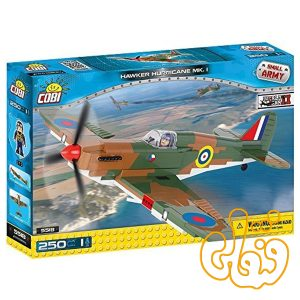 هواپیما جنگنده Hawker Hurricane MK.I 5518