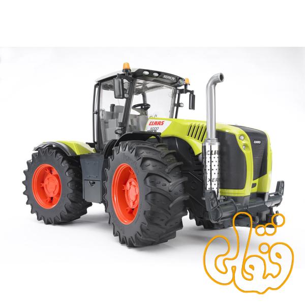 ماشین تراکتور Claas Xerion 5000 03015