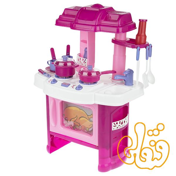 آشپزخانه با وسایل 008-26