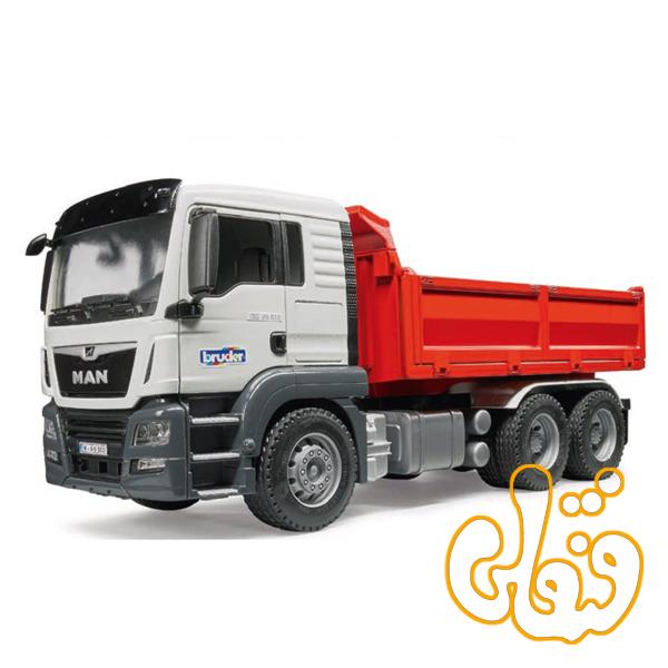 ماشین کامیون MAN TGS Construction truck 03765