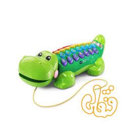 آموزش زبان تمساح Alpha-Gator 178403