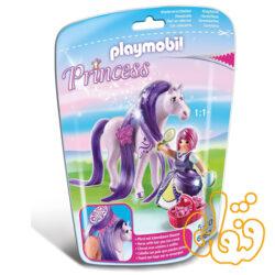 پلی موبیل اسب Princess Viola 6167