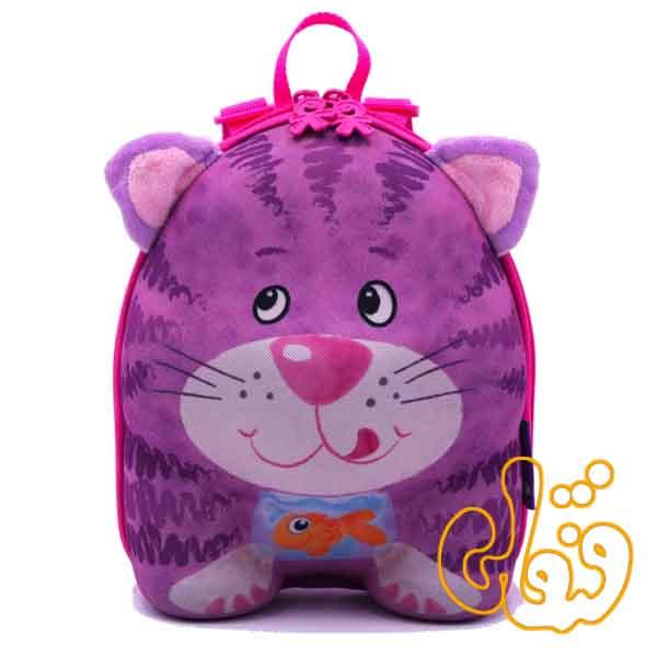 کیف کوله پشتی گربه 80043