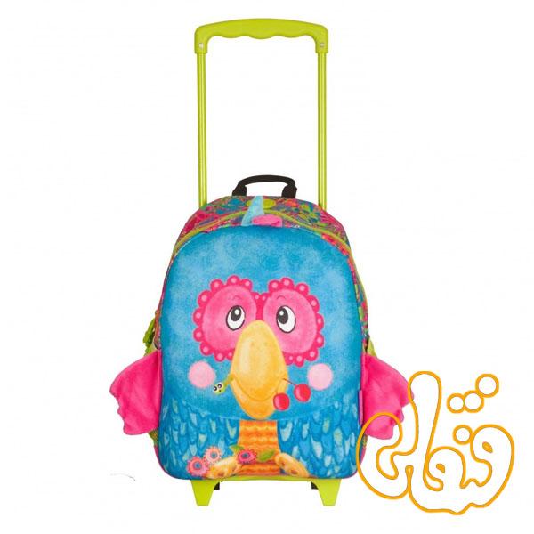 کیف چرخدار طوطی 86005