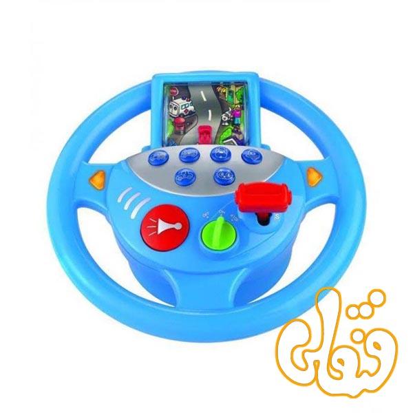 فرمان موزیکال Sounds Steering Wheel 1078