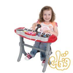 ارگ پایه دار و صندلی Keyboard Rock Star Set 2068