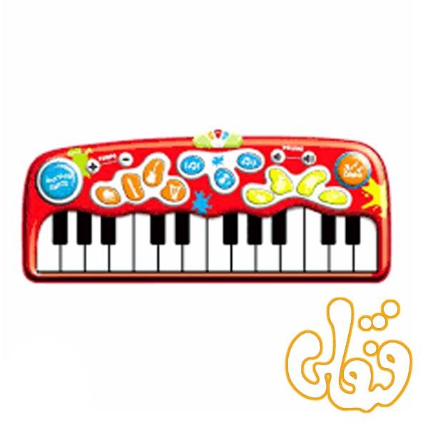 ارگ فرشی موزیکال Step-to-Play Jumbo Piano Mat 2508