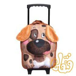 کیف مدرسه چرخدار سگ 80014