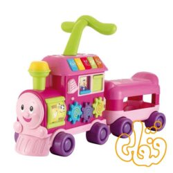 قطار واکر 3 منظوره Walker Ride-on Learning Train 8030