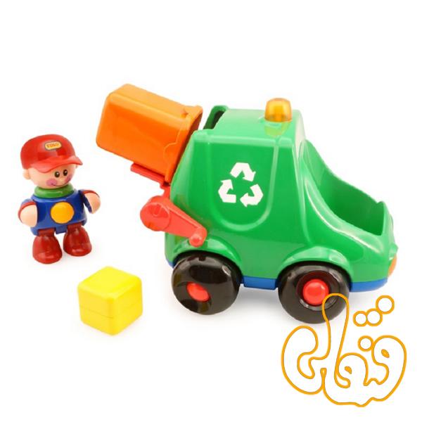 ماشین حمل و بازیافت زباله Refuse Truck 89643