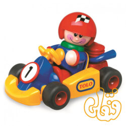 ماشین عقب کش مسابقه Pull back go-cart 89745