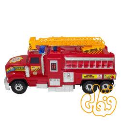ماشین جرثقیل آتشنشانی قدرتی