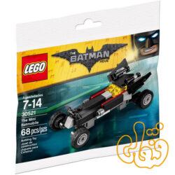 لگو ماشین بت من کوچک The Mini Batmobile 30521
