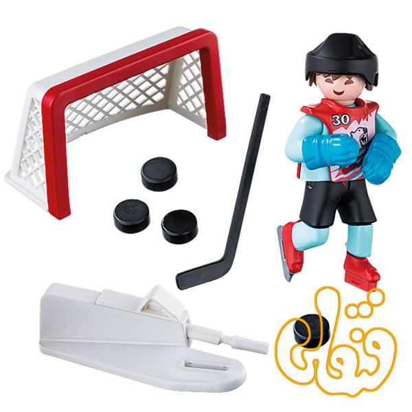 پلی موبیل هاکی روی یخ Ice Hockey Practice 5383
