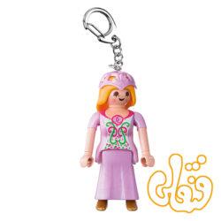 آویز کلید و کیف پرنسس پلی موبیل Playmobil Princess Keyring 6618