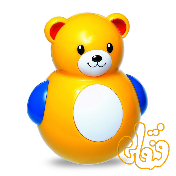 خرس خپل Roly Poly Teddy Bear 86205