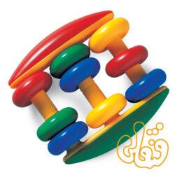 جغجغه چرتکه ای Abacus Rattle 86310