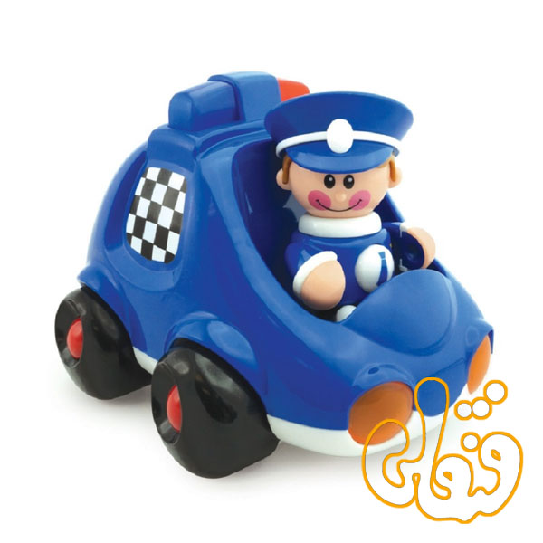 ماشین پلیس Police Car 87478