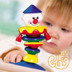 دلقک جنبنده Wobbly Clown 89520