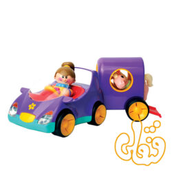 دختر ماشین سوار و یدک کش اسب Pony Club - Girl 89911
