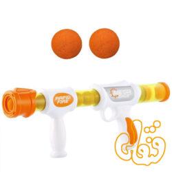 تفنگ بادی با توپ اسفنجی Air Popper 002-15