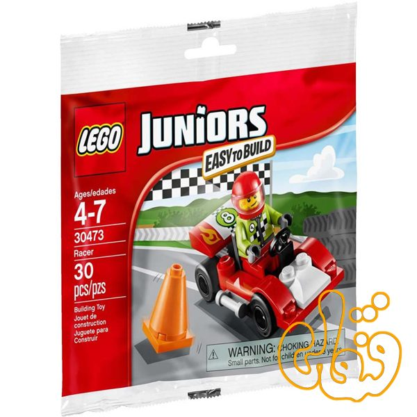 لگو ساختنی ماشین مسابقه Racer 30473
